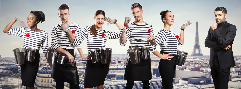 Oyster Factory Paris - evenements - team